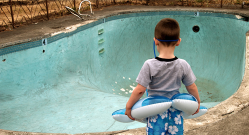 Swimming Pool Leak Detection and Repairs